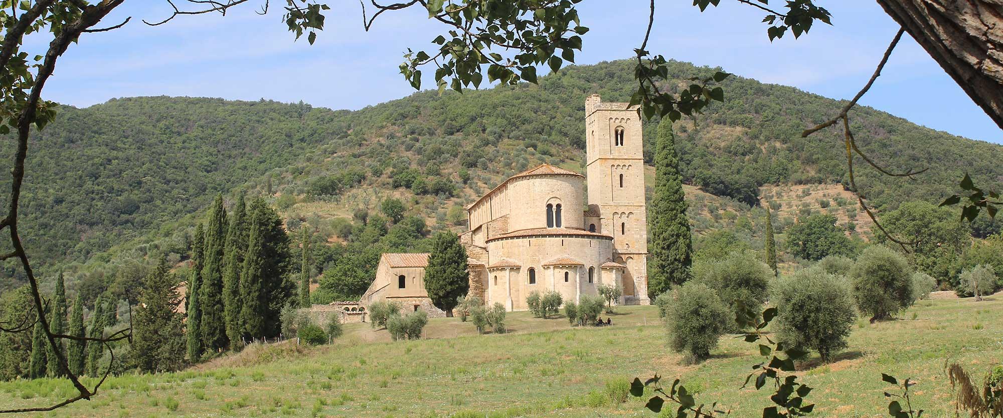 La Via Francigena da Siena a Bolsena