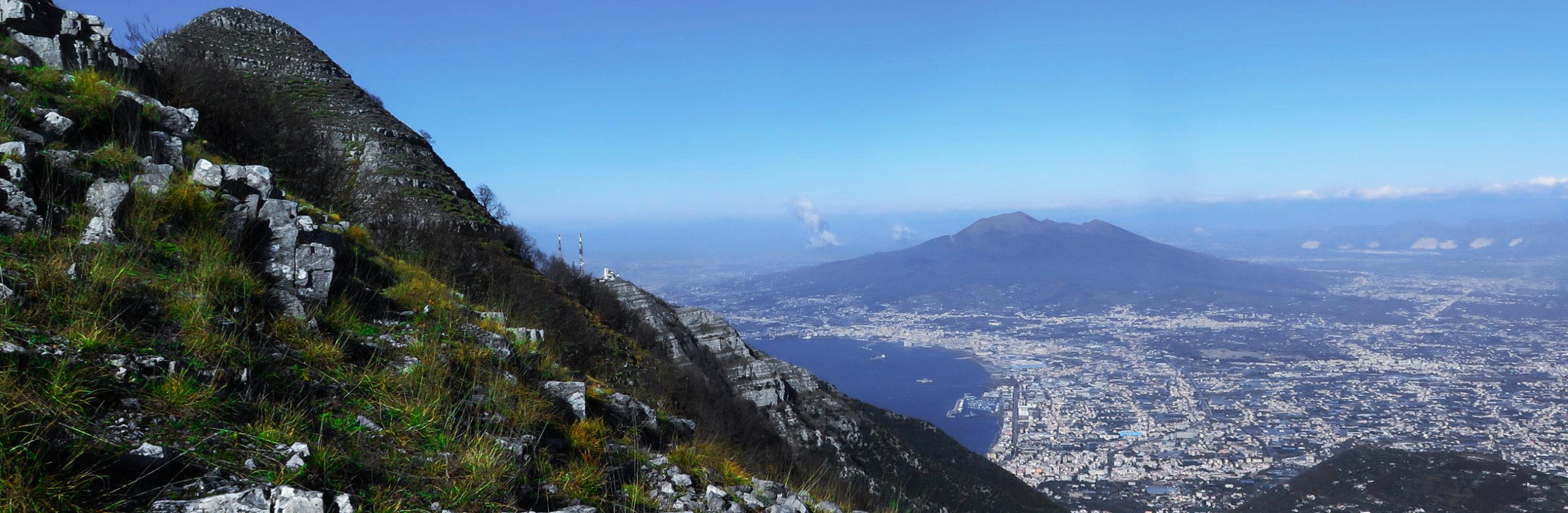 Trekking sull'Alta Via tra Amalfi e Sorrento